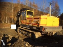 Akerman-Volvo track excavator