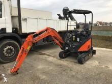 Hitachi ZX17U-2 MINI PELLE HITACHI ZX17U *ACCIDENTE*DAMAGED*UNFALL*