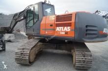 excavadora de cadenas Atlas