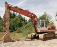 O&K RH 9 Excavator on tracks / Kettenbagger