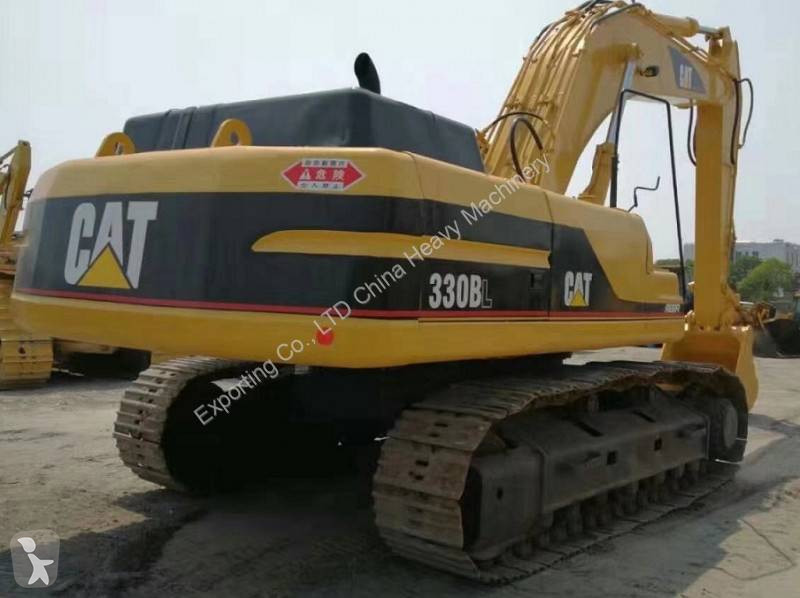 View images Caterpillar Used CAT 320BL 325BL 330CL 330BL 325DL Excavator excavator