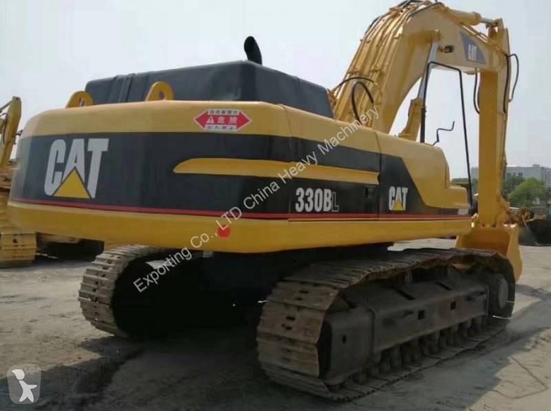 View images Caterpillar Used CAT 320BL 325BL 330CL 330BL 325DL Excavator excavator