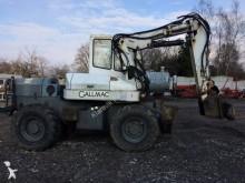 Gallmac wheel excavator