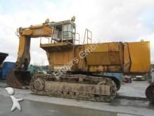 Demag track excavator