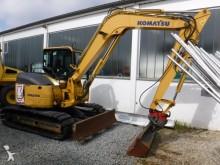 Komatsu PC88MR-6 excavator