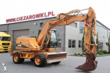 Case WX145 WHEEL EXCAVATOR WX 145 OFFSET ARM