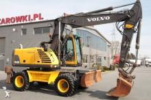 Volvo EW160 B 18 tons VOLVO EW 160 B PLOWSHARE STABS