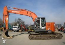 excavadora de cadenas Hitachi