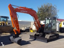 Hitachi track excavator