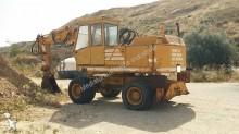 excavadora de ruedas Fiat-Allis