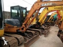 excavadora de cadenas Case