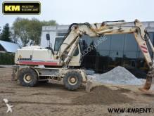 excavadora de ruedas Liebherr
