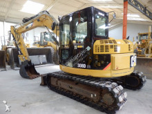 mini-escavadora Caterpillar