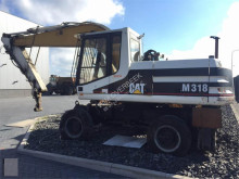 Caterpillar M318 (For Breaking)