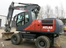 excavadora de ruedas Atlas Copco