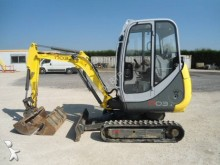 mini escavatore Wacker Neuson