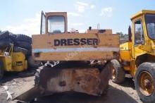 Dresser wheel excavator