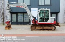 Takeuchi TB175 Swivel Bucket, Hydr. Quickcoupler, Airco.