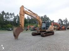 Case track excavator