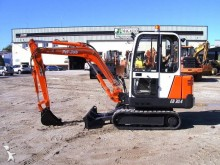 Pel Job mini excavator