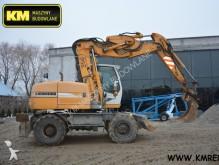 Liebherr wheel excavator