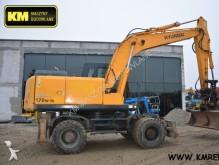 Hyundai wheel excavator