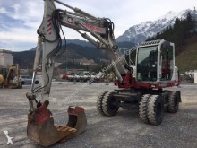 escavadora Takeuchi TB 175 TB 175 W