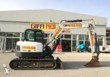 excavadora de cadenas Bobcat