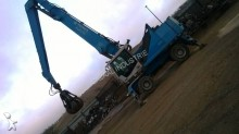 excavadora de manutención usada