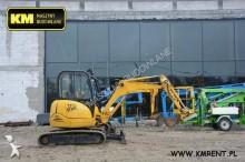 mini-escavadora JCB