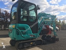 mini-escavadora Kobelco
