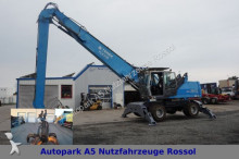 Fuchs MHL 350 D Umschlagbagger 16 m