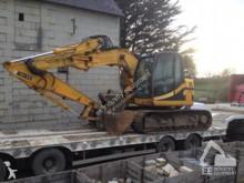 escavadora de largatas JCB
