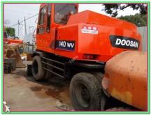 excavadora de ruedas Doosan