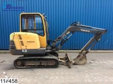 Volvo EC 25 281 17 KW, 3 Buckets, Mini excavator