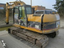 Caterpillar 318CL **Bj 2003/10600H/Hammerltg/SW/Bucke