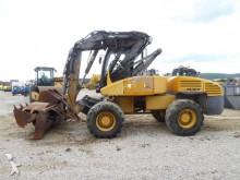 Mecalac wheel excavator