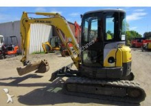 miniexcavadora New Holland
