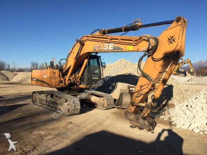 Escavatore Case CX 210