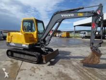 mini-escavadora Volvo