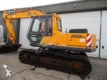 JCB JS150LC rupskraan graafkraan graafmachine excava