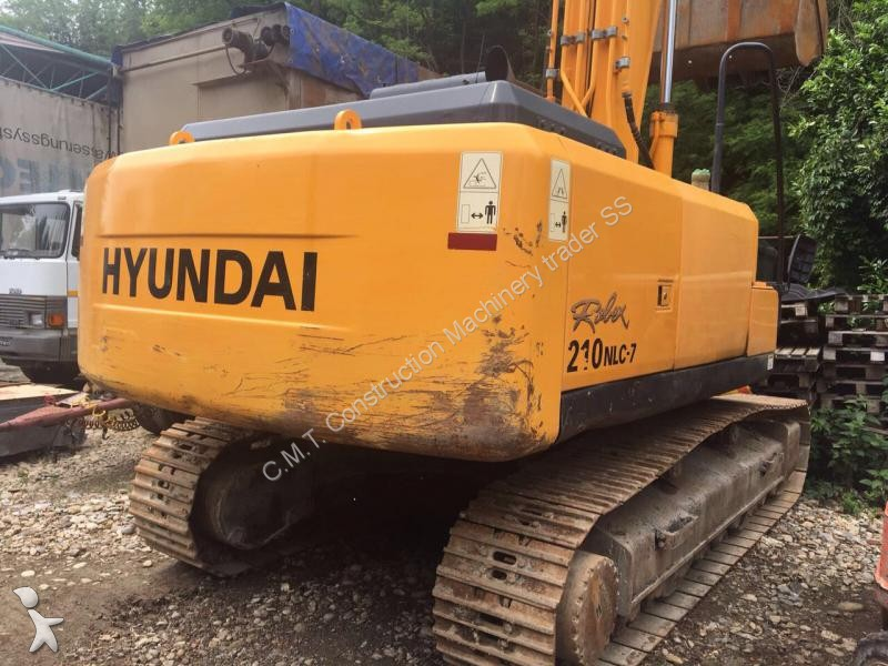 Escavatore Hyundai Robex 210 NLC-7
