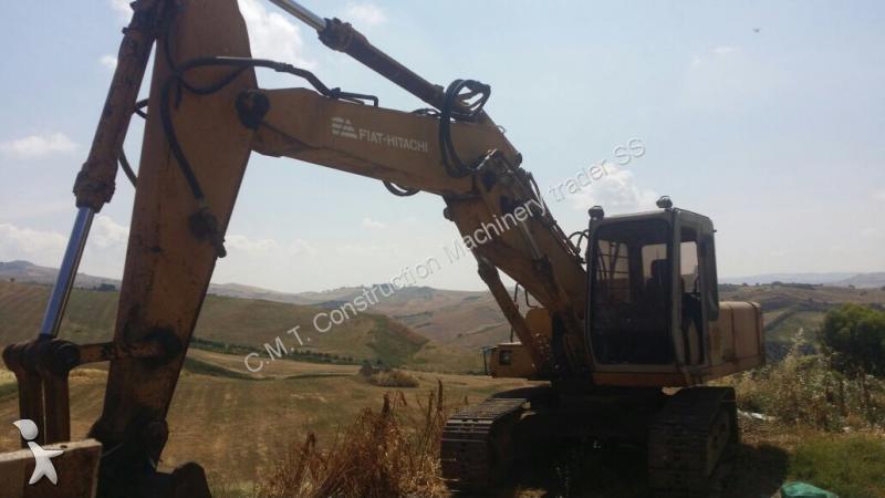 Escavatore Fiat-Hitachi