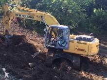 excavadora de cadenas New Holland