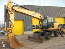 Caterpillar M322 D W BLADE AND STABILIZERS