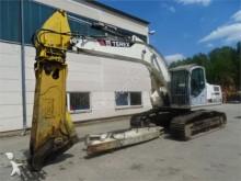Terex track excavator
