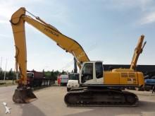 escavadora de grifa manutenção Hitachi