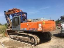 Hitachi demolition excavator excavator