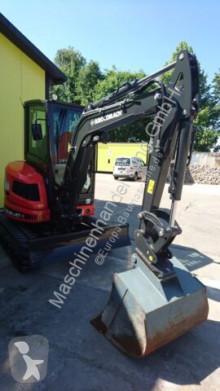 Eurocomach mini excavator