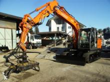 Hitachi ZX110 excavator